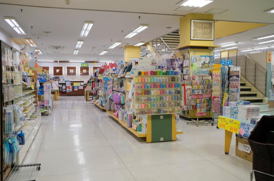 1Fフロア店舗イメージ